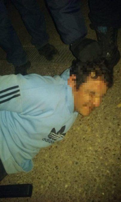 Intentó asaltar al chofer y pasajeros de un colectivo y lo atraparon