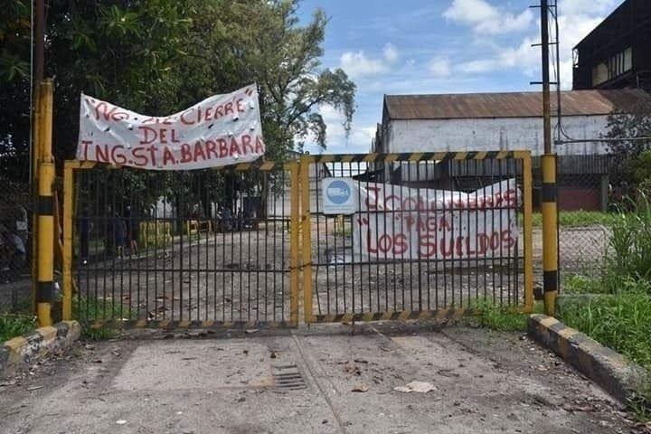 La Azucarera Terán se presentó a concurso de acreedores