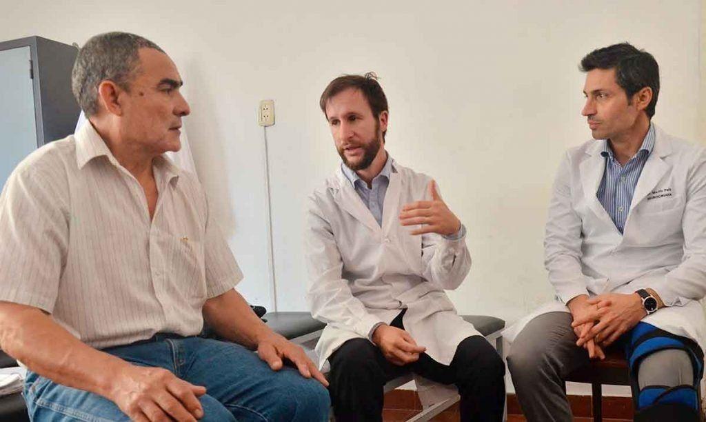 Neurocirugía: Tucumán cuenta con un tratamiento de avanzada para el mal de Parkinson