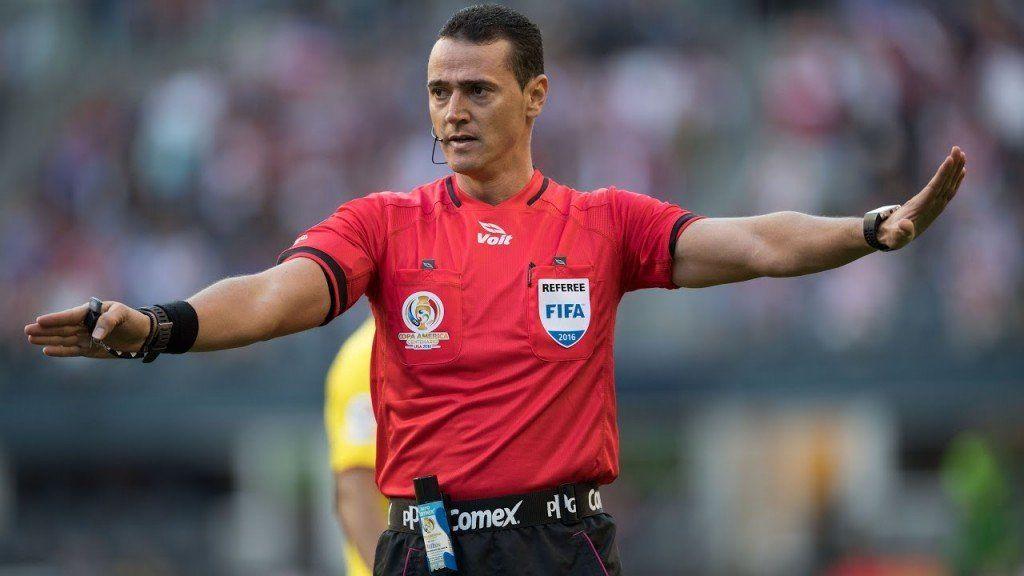 Roldán será el árbitro de Argentina-Venezuela