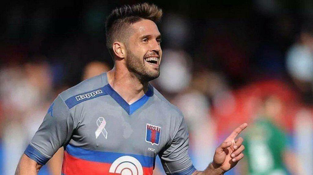 San Lorenzo va por un delantero de Tigre