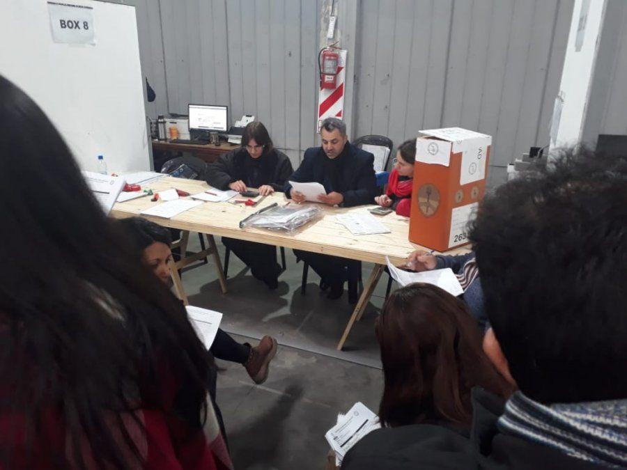 Este martes, la Junta Electoral enfocó el escrutinio en Alderetes y Banda del Río Salí