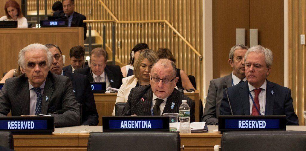 La ONU pidió que el Reino Unido y Argentina retomen el diálogo por Malvinas