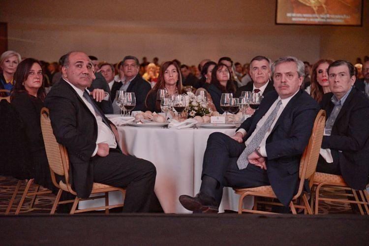 Alberto Fernández se reúne con empresarios de Tucumán
