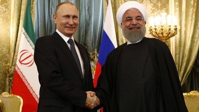 Moscú contradice a Washington en el enfrentamiento con Irán y apoya a Teherán