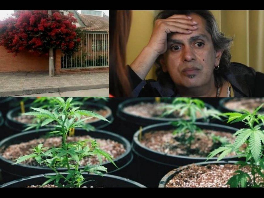 Mario Teruel deberá dar explicaciones ante la Justicia Federal por la droga hallada en su casa