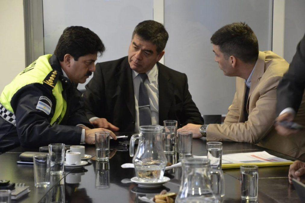 Seguridad y el Ministerio Público Fiscal trabajan en un plan de modernización conjunto