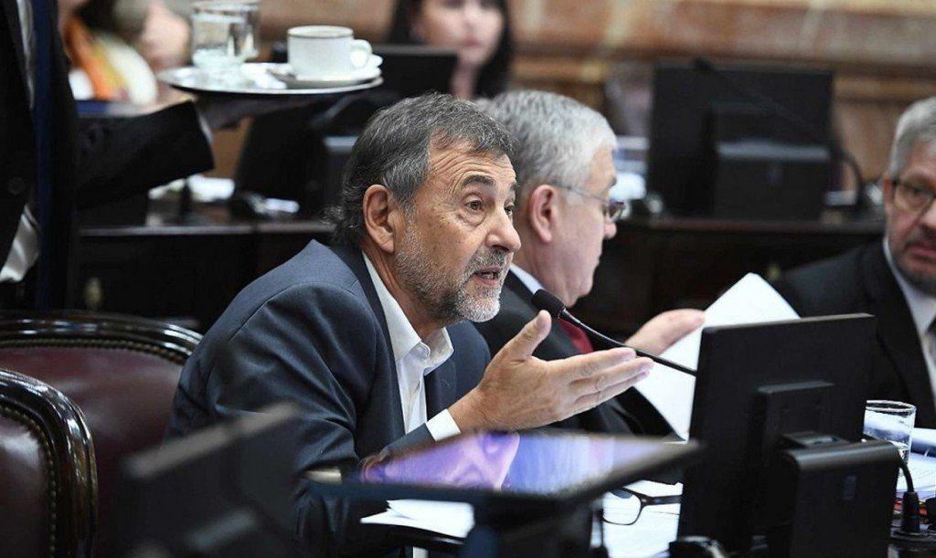 Carlos Caserio reemplazará a Pichetto como presidente del PJ en el Senado