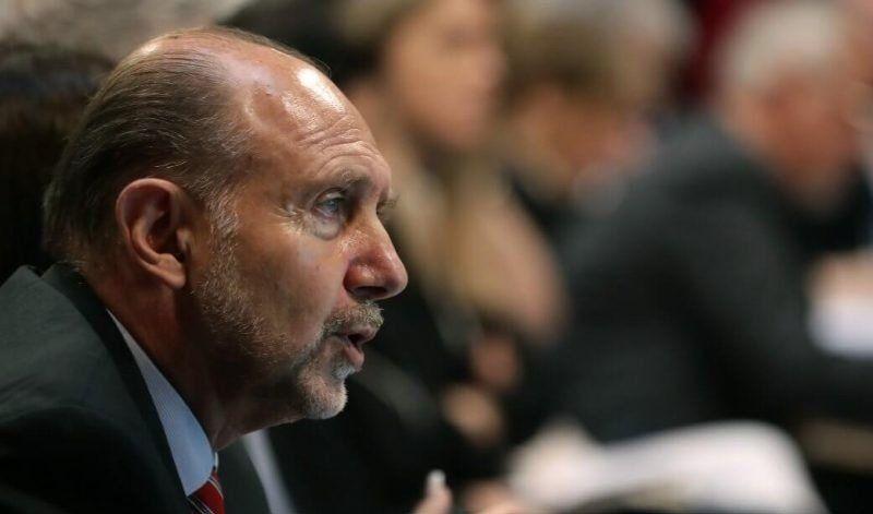 Omar Perotti hizo explícito su apoyo a Alberto Fernández