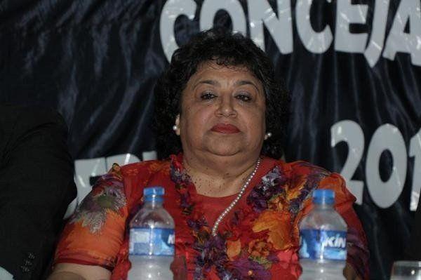 Falleció la presidenta del Concejo Deliberante de Monteros, Stella Maris del Moral