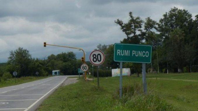 El candidato que ganó por dos votos de diferencia en Rumi Punco
