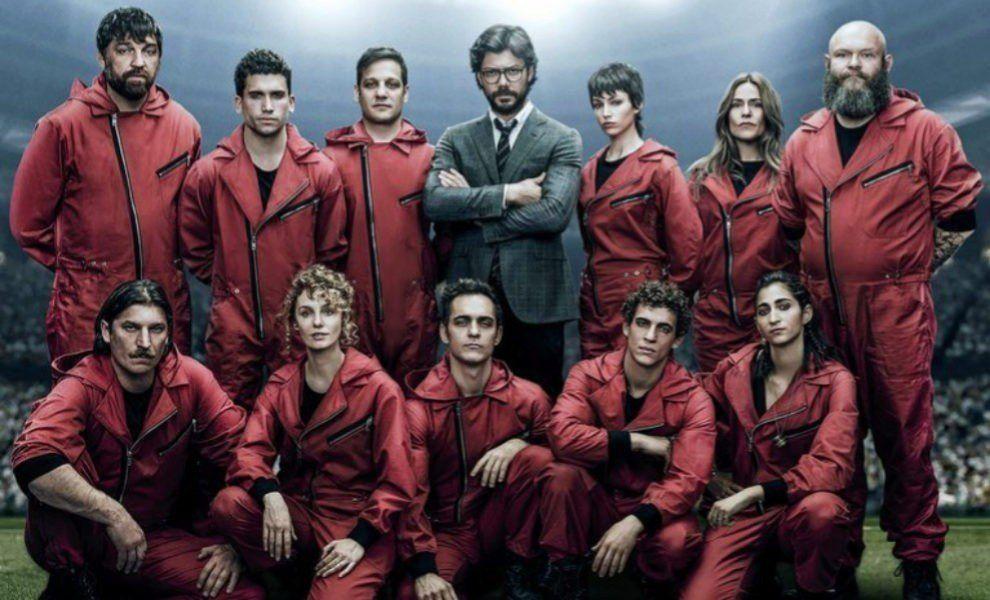 La casa de papel tendrá cuarta temporada en Netflix