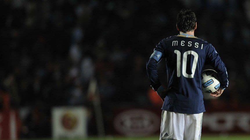 Los números de Messi en cuartos de final de Copa América