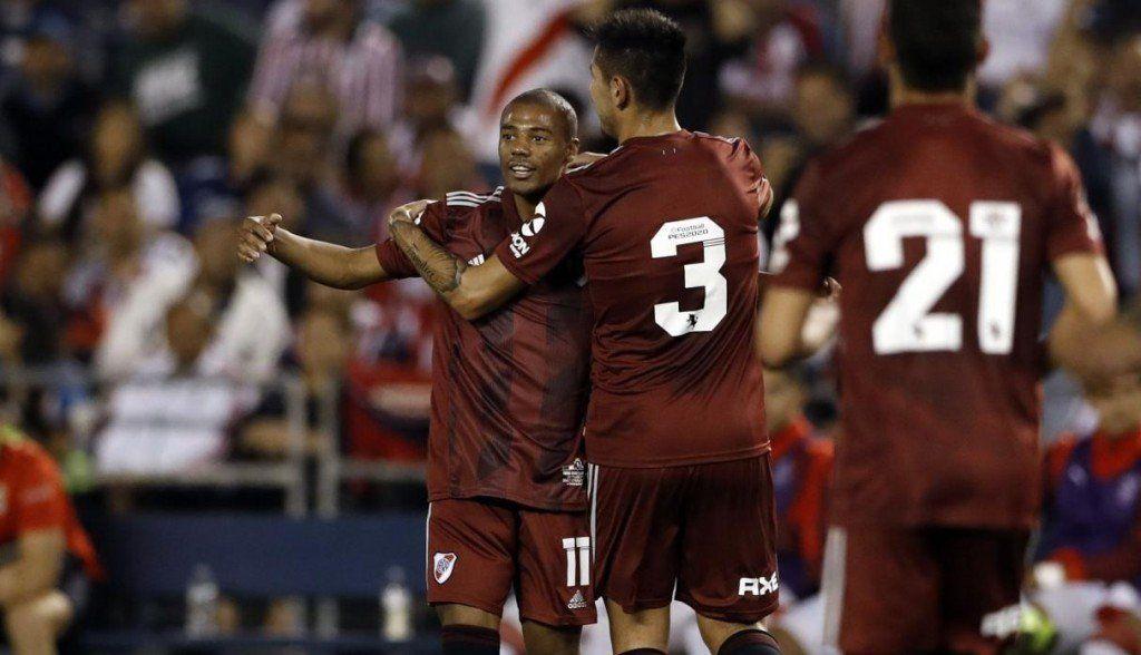 River, apabullante: goleó 5-1 a Chivas en su primer amistoso de preparación