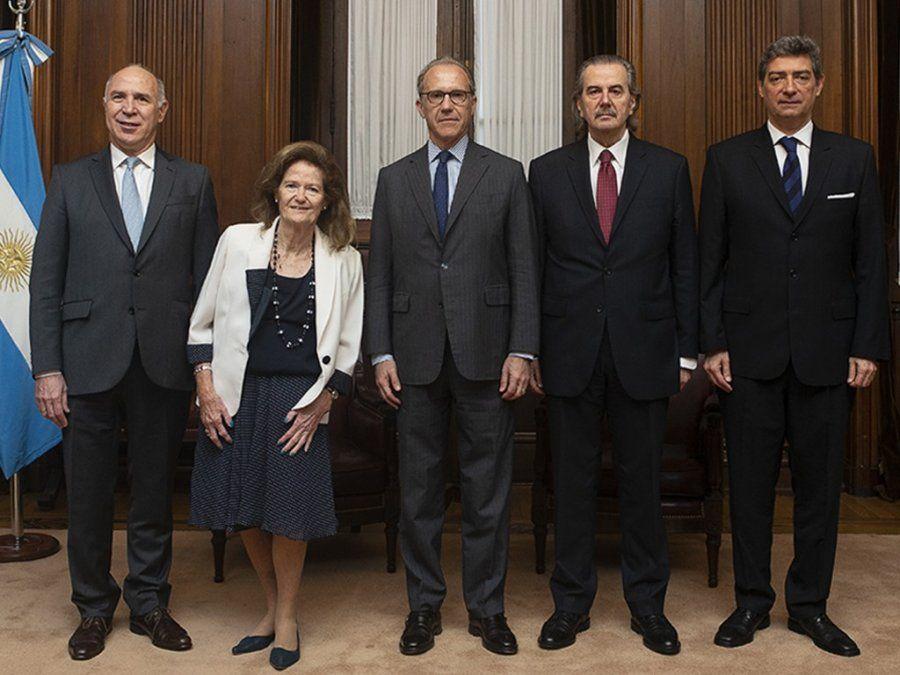 La Corte Suprema accedió a entregar sus declaraciones juradas