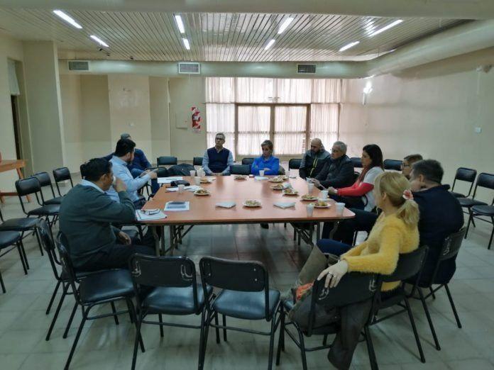 Catamarca: OSEP se reunió con médicos por la implementación del nuevo sistema de pago con tarjeta