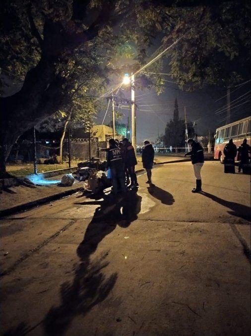 Los Ralos: Asesinan a un hombre de un puntazo