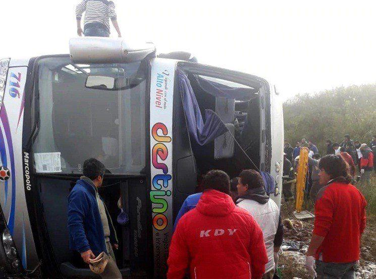 Tragedia en La Madrid: Ambos choferes se encuentran detenidos