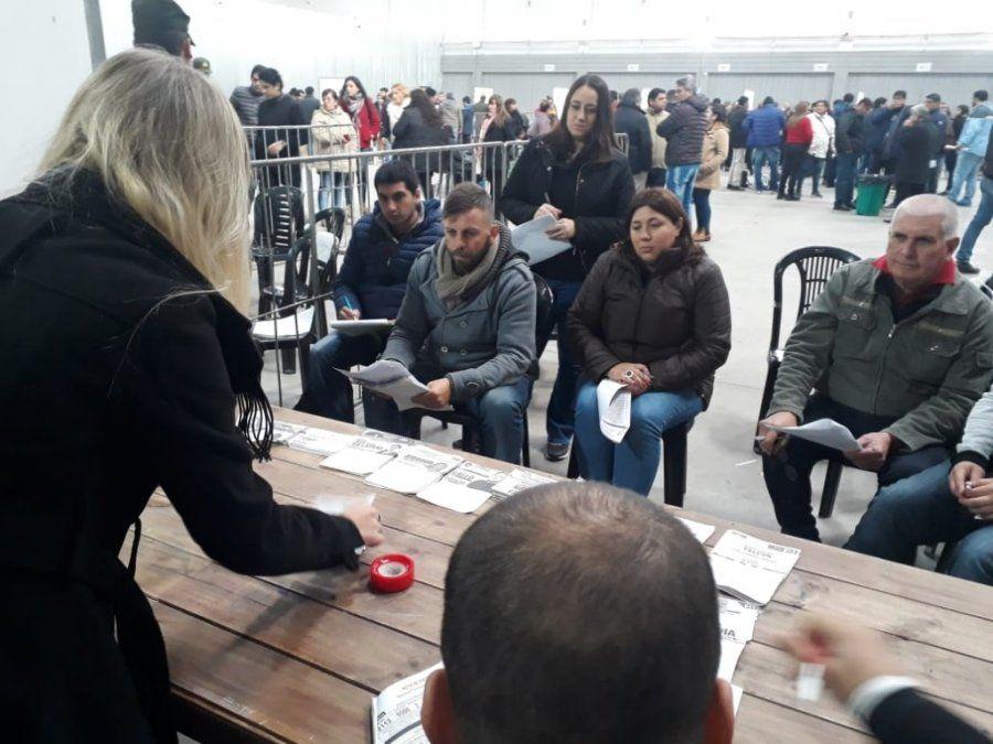 Definieron los ganadores de los comicios en Aguilares y 4 delegaciones comunales