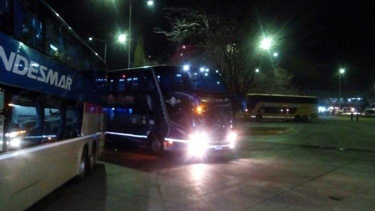 Comenzaron a llegar los primeros familiares de las víctimas del accidente en La Madrid