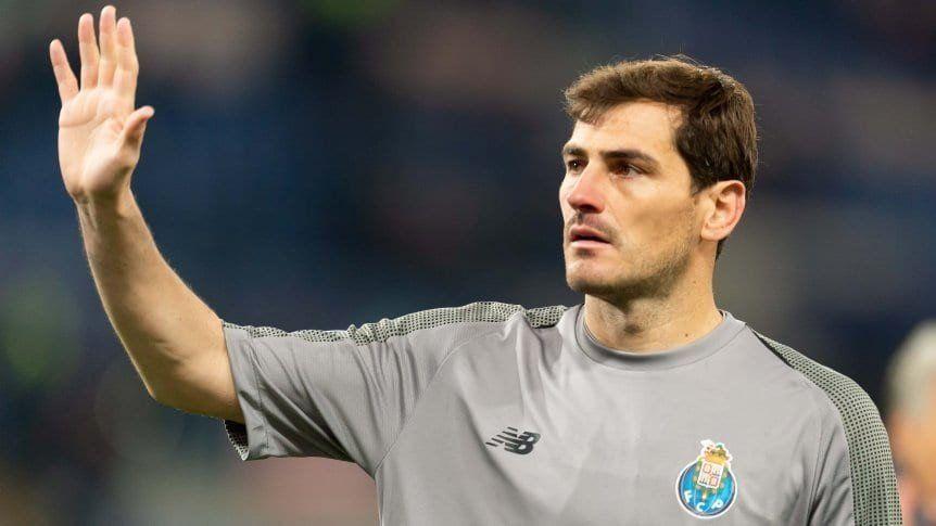 Casillas dejará el fútbol según la prensa portuguesa