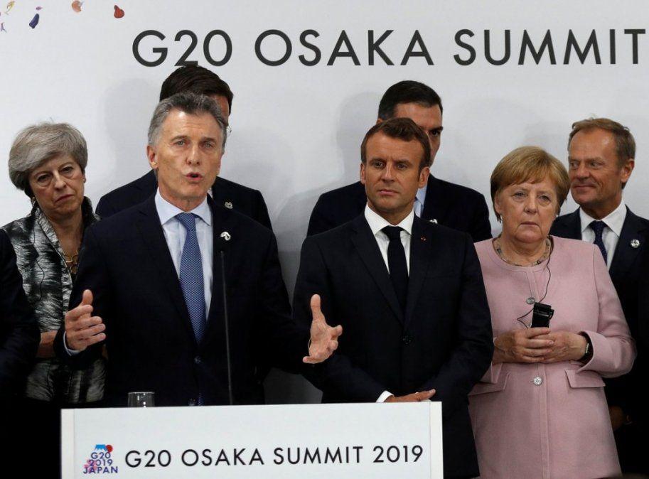El uso electoral del acuerdo Mercosur-Unión Europea, en la mira