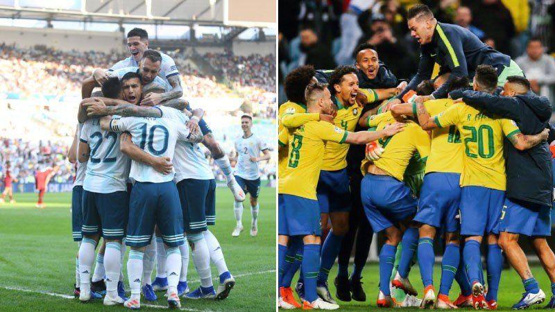 Contra todos los pronósticos, Argentina va por la final ante Brasil