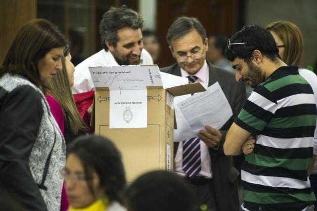 Elecciones provinciales: Antes de lo previsto, finalizó el escrutinio definitivo