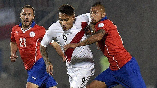 Perú y Chile buscan meterse en la final
