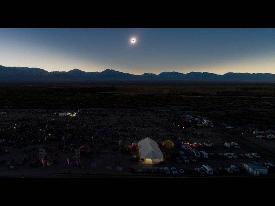 El eclipse que permitió disfrutar como niños y el impacto de un fenómeno único
