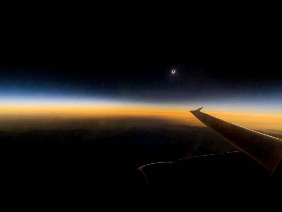 El eclipse que pudo observar la gente del mundo en Argentina y Chile