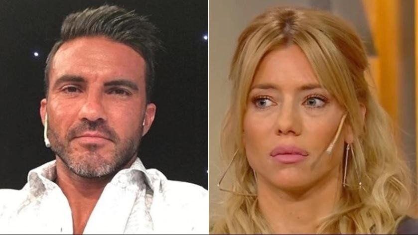 Nicole Neumann, indignada con Cubero por no poder estar con su hija Sienna en su cumple: No me deja verla