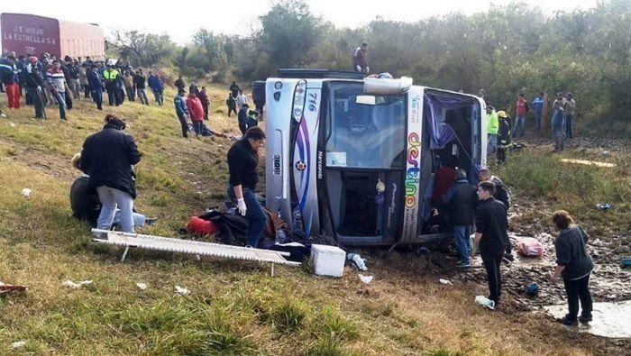 Tragedia en La Madrid: Uno de los choferes quedó detenido