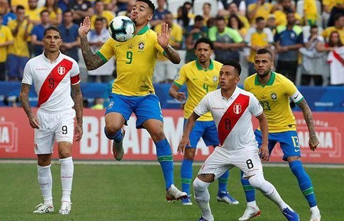 Perú y Brasil jugarán la final