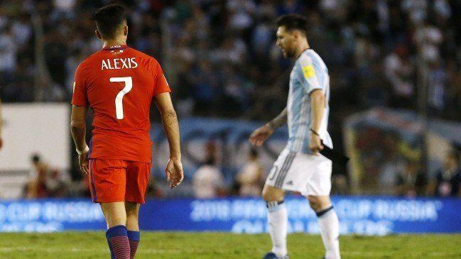Argentina y Chile van por el tercer puesto