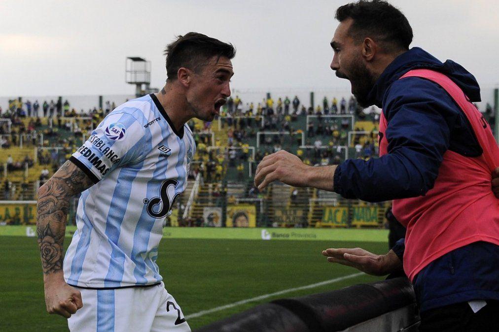 Tito Noir acordó su incorporación a Belgrano