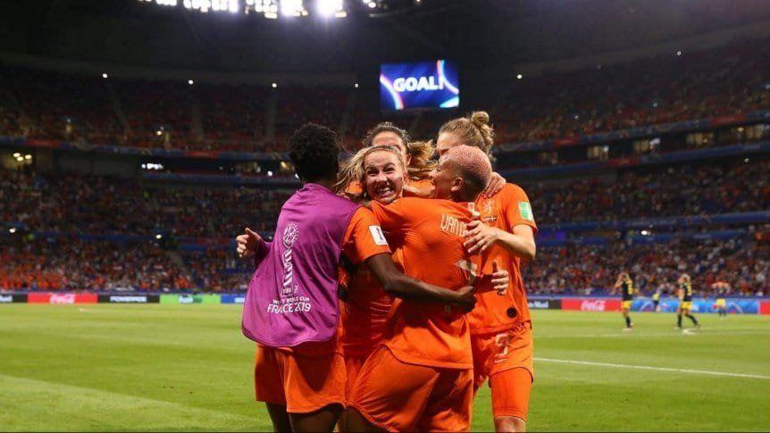 Holanda es finalista y enfrentará a Estados Unidos en Francia 2019