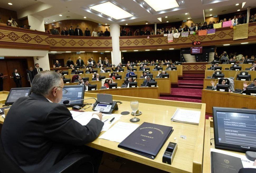 La Legislatura aprobó los pliegos para cubrir las vacantes en la justicia
