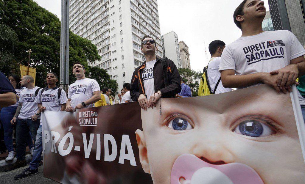 La ofensiva contra el aborto legal en Brasil se inspira en Alabama la propone un concejal