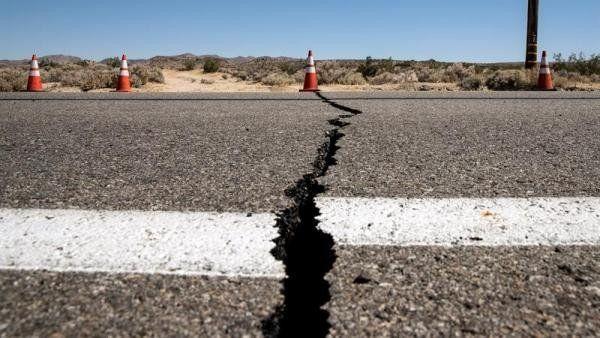 Un terremoto de magnitud 6,4 sacudió el sur de California
