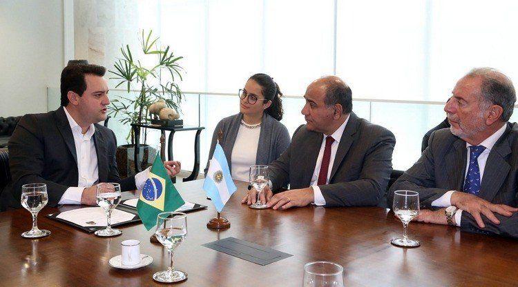 Tucumán estrecha lazos con el Estado de Paraná de Brasil