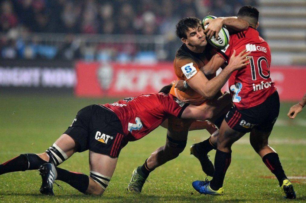 Se terminó el sueño para Jaguares: Crusaders es el tricampeón del Super Rugby