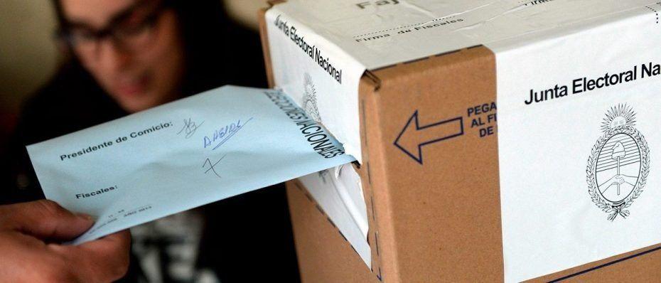 Elecciones: este domingo comienza la publicidad audiovisual