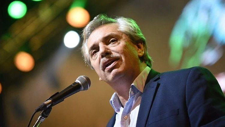 Alberto Fernández estrenó su primer spot de campaña