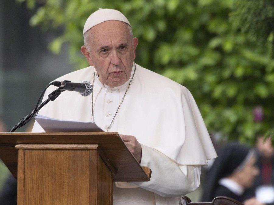 """El papa aseguró que le gustaría visitar la Argentina """"el año próximo"""""""