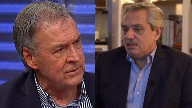 Alberto Fernández se reunirá con Schiaretti en campaña electoral