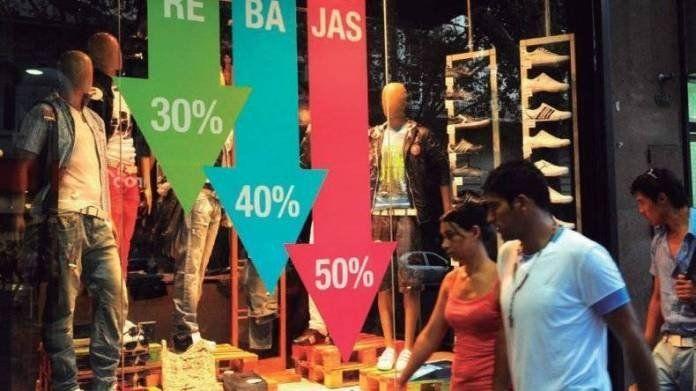 Las ventas minoristas acumularon en junio 18 meses de caídas consecutivas