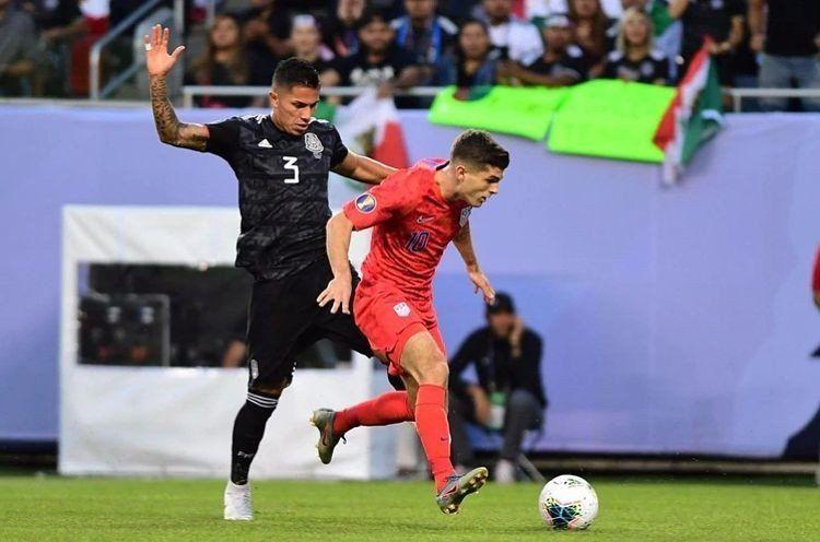 México venció 1 a 0 a Estados Unidos y se consagró campeón de la Copa Oro