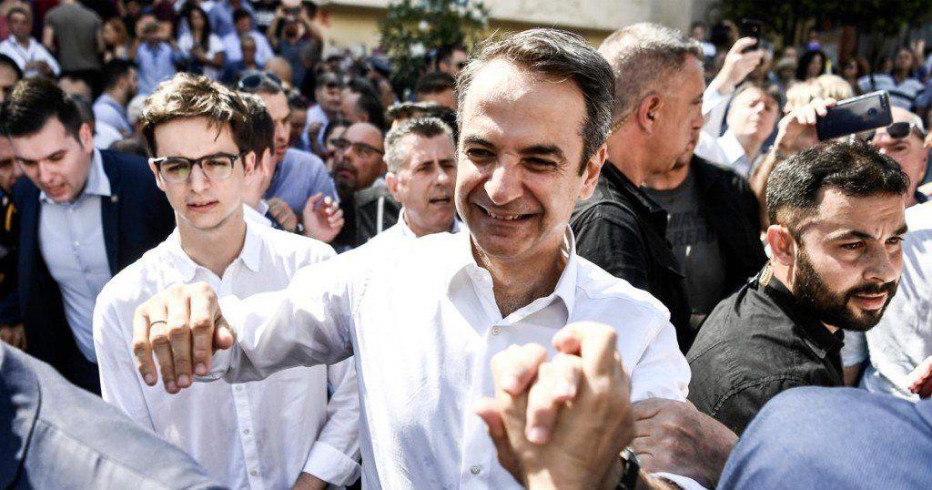 Los conservadores vuelven al poder en Grecia con mayoría absoluta