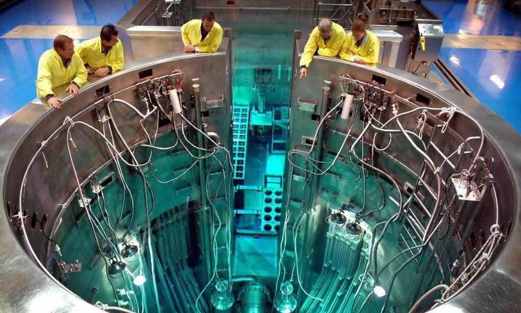 Una recorrida por Atucha, el complejo nuclear de Argentina